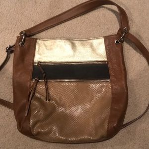 Franco sarto shoulder /crossbody bag